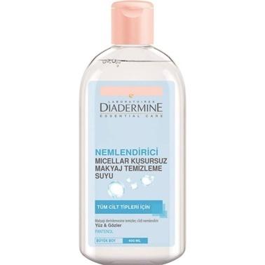Diadermine  Essential Care Nemlendirici Temizleme Suyu 400ml Renksiz